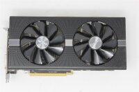 205 - Sapphire Radeon RX580 4GB GEBRAUCHTWARE