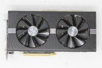 214 - Sapphire Radeon RX580 4GB GEBRAUCHTWARE