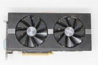 293 - Sapphire Radeon RX580 4GB GEBRAUCHTWARE