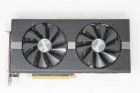 309 - Sapphire Radeon RX580 8GB GEBRAUCHTWARE