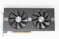 316 - Sapphire Radeon RX580 8GB GEBRAUCHTWARE