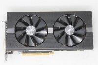 375 - Sapphire Radeon RX580 8GB GEBRAUCHTWARE