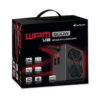 Sharkoon WPM 500W Netzteil